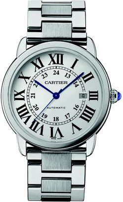 Cartier Ronde de Solo Extra-Large Stainless Steel Bracelet Watch