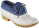L.L. Bean Women's Limited-Edition L.L.Bean Boots, Canvas Rubber Moc