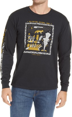 Parks Project Yellowstone Tokens Long Sleeve Graphic Tee