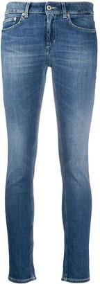 Dondup Monroe skinny mid-rise jeans