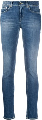 Dondup Monroe skinny mid-rise jeans