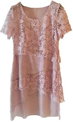 Nordstrom X Caroline Issa Pink Cotton Dress for Women