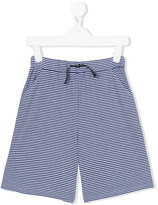 Douuod Kids - striped shorts - kids - Cotton/Polyester - 4 yrs