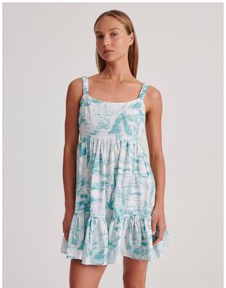 Miss Shop Cutout Back Mini Dress