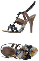 CAFe'NOIR High-heeled sandals