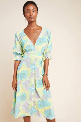 Faithfull Lera Midi Dress