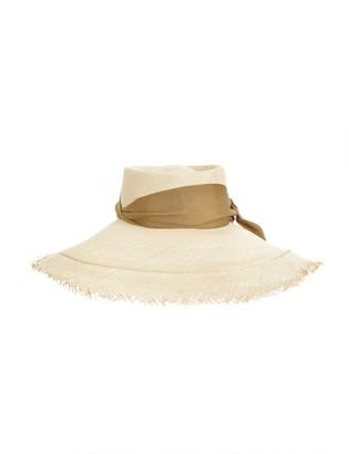Zimmermann Panama Wide Brim Hat