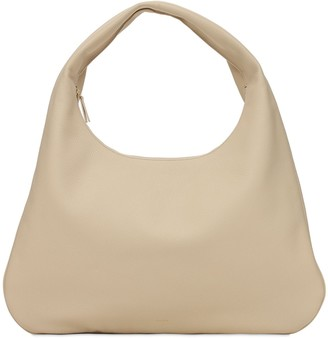The Row Everyday Smooth Leather Shoulder Bag