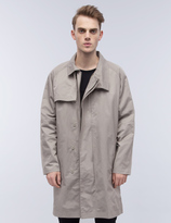 Stampd Parachute Trench
