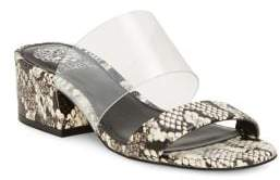 Vince Camuto Caveera Double-Strap Sandals