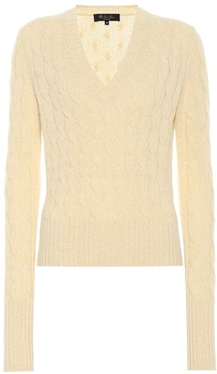 Loro Piana Randwick cashmere-blend sweater