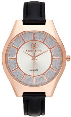 Christian Lacroix CXL by Cxl By Women's Polyurethane Watch