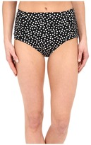 Jantzen Jet Set Dot High Waisted Bottom
