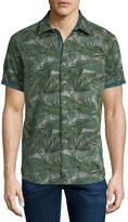 Robert Graham Classic-Fit Acme Road Short-Sleeve Sport Shirt