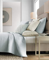 Hotel Collection Ogee Quilted King Coverlet, Created for Macy's