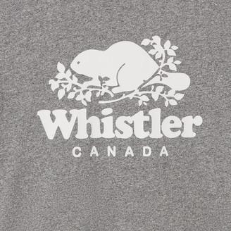 Roots Boys Whistler Ski City T-shirt
