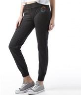 Converse Womens Burnout Slim Sweat Pants Charcoal