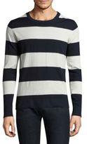 J. Lindeberg Austin Block Wool Sweater