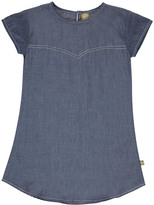 Nui Uma Chambray Organic Cotton Dress