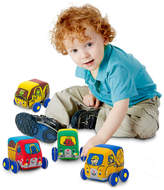 Melissa & Doug Pull Back Construction Vehicles Set