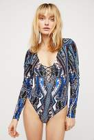 Pick A Place Bodysuit by Intimately at Free People