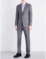 Armani Collezioni Super 150's Tailored-fit Wool Suit