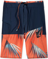 Volcom Asym Mod Boardshorts, Big Boys (8-20)