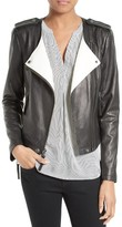 Joie Women's Benicia Leather Jacket