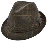 Stetson Men's STW252 Windowpane Fedora