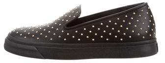 Giuseppe Zanotti Studded Slip-On Sneakers w/ Tags
