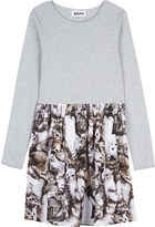 Molo Credence fit-and-flare dress 3-12 years