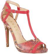 Ravel Mobile stiletto heeled sandals