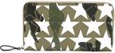 Valentino Garavani Valentino Camustars wallet - men - Cotton/Leather - One Size