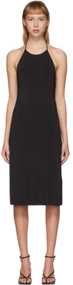 Bottega Veneta Brown Jersey Halter Dress