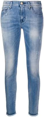 Jacob Cohen Kimberley low rise skinny jeans