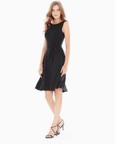 Soma Intimates Ilana Sleeveless Reversible Dress Black