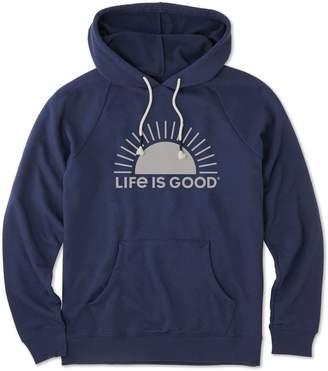 Life is Good Simply True Sun Hoodie
