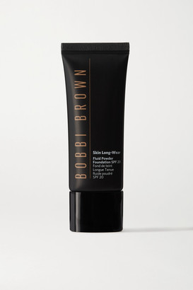 Bobbi Brown Skin Long-wear Fluid Powder Foundation Spf20 - Cool Natural