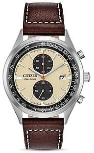 Citizen Chandler Eco-Drive Chronograph, 43mm