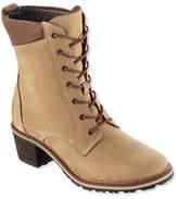 L.L. Bean Women's Deerfield Boots, Mid-Lace,