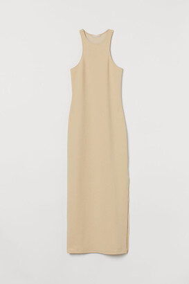 H&M Jersey Dress - Yellow