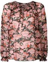 Giamba floral print blouse