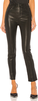 Citizens of Humanity Harlow Leather Ankle Pant