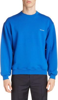 Balenciaga Crewneck Sweatshirt