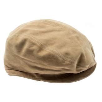 Gucci Beige Suede Hats