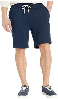 Polo Ralph Lauren Relaxed Fleece Shorts (White) Men's Shorts