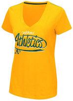 G3 Sports Women's Oakland Athletics Away Game T-Shirt