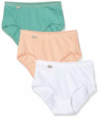 Playtex Women's Culotte Midi Coton Stretch X3 Pants