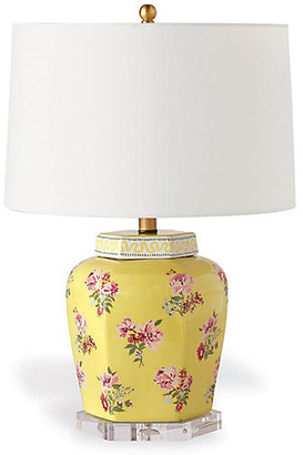 Madcap Cottage By Port 68 Isleboro Eve Table Lamp - Daffodil