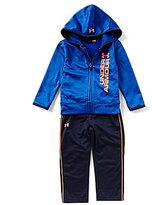 Under Armour Little Boys 2T-7 Roster Hoodie Jacket & Pants Set